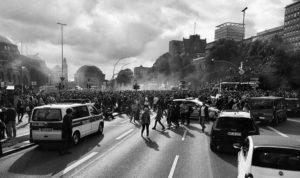 Ausnahmezustand G20 - Bürgerkrieg - versichert?